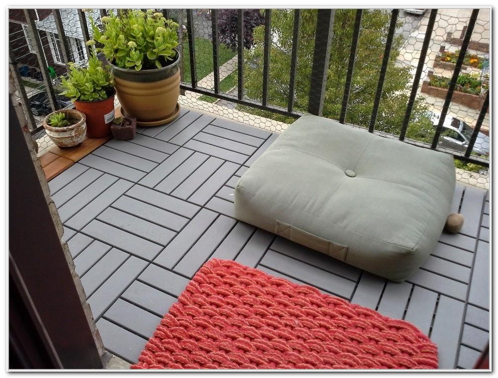 Ikea Outdoor Deck Tiles