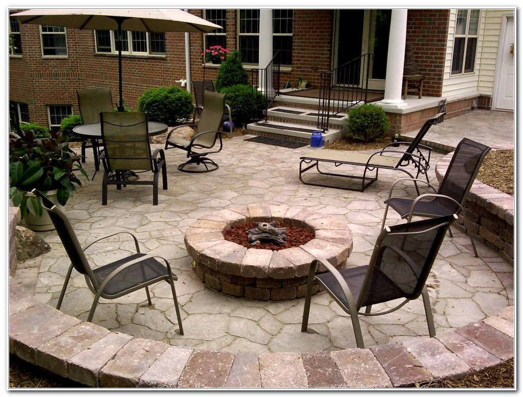 Natural Gas Deck Fire Pit