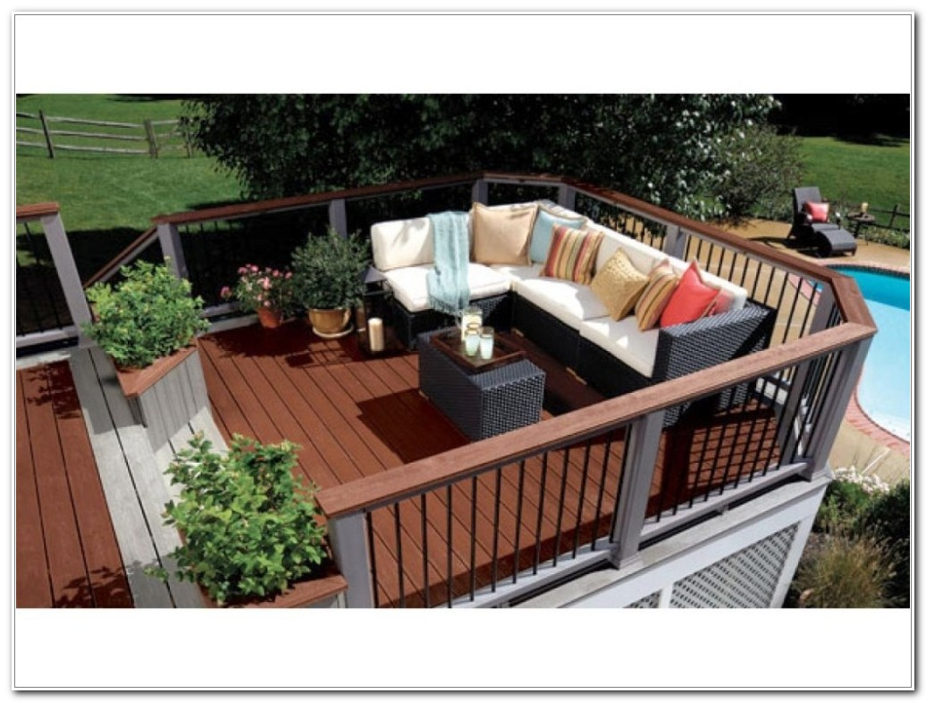 Outdoor Deck Designs Pictures