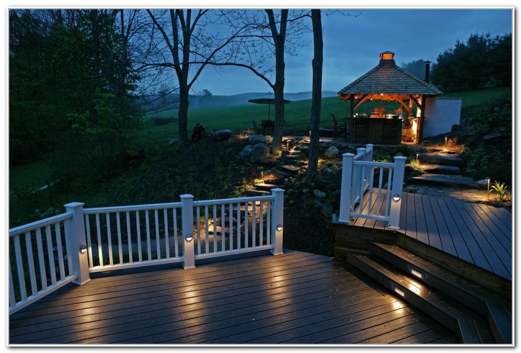 Outdoor Deck Lighting Fixtures
