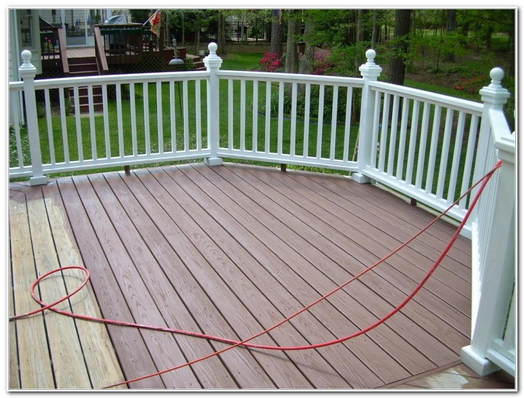 Outdoor Deck Stain Colors