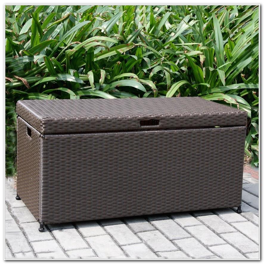 Outdoor Deck Storage Boxes