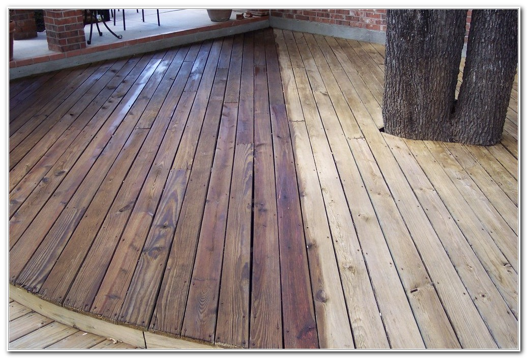 Outdoor Deck Wood Stain Colors