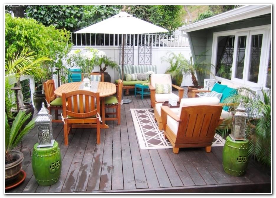 Outdoor Furniture For Decks