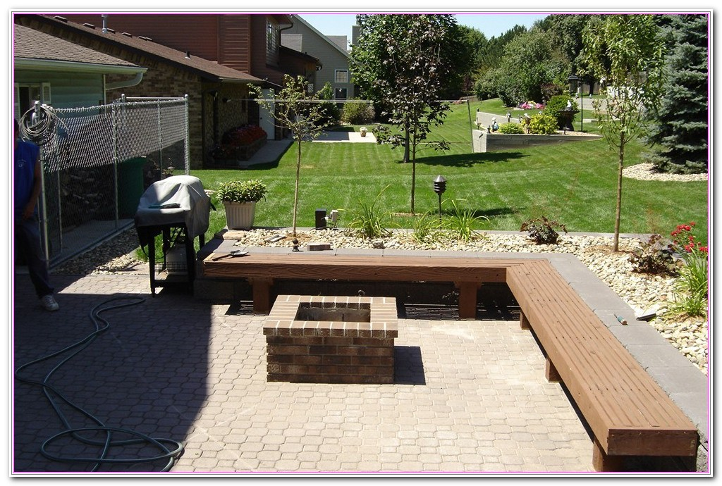 Outdoor Gas Fire Pits For Decks