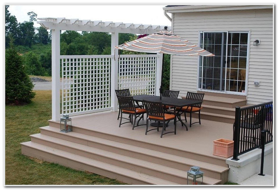 Outdoor Screens For Decks