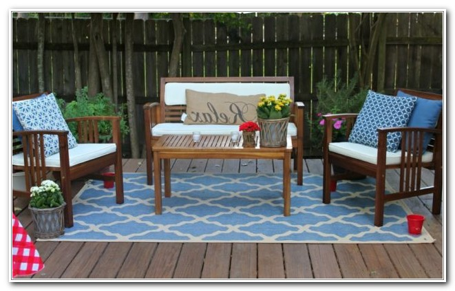 Patio And Deck Furniture