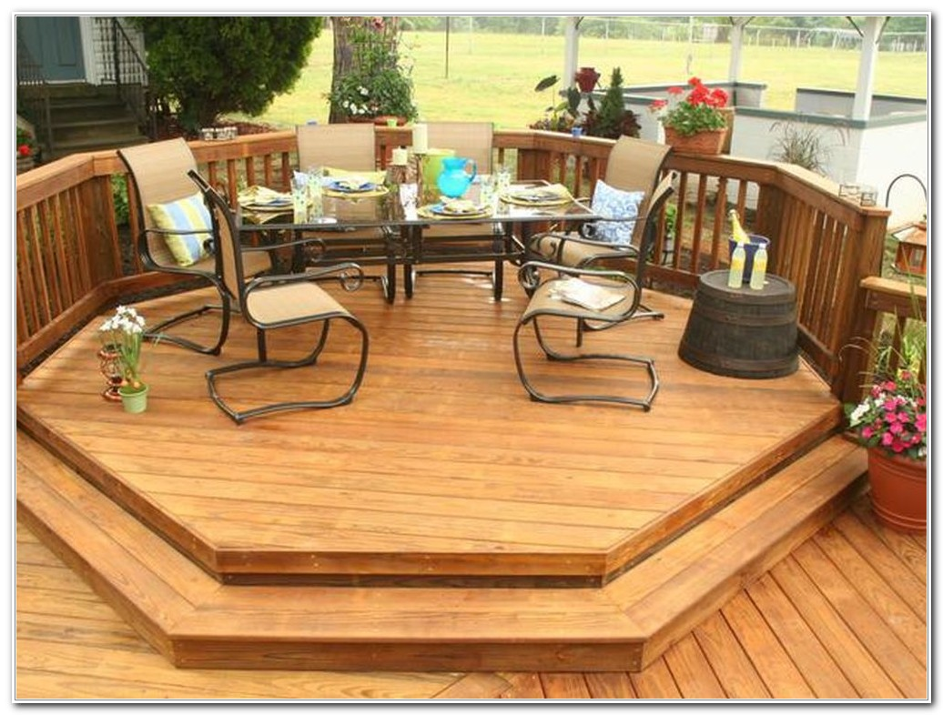 Patio Deck Furniture Ideas