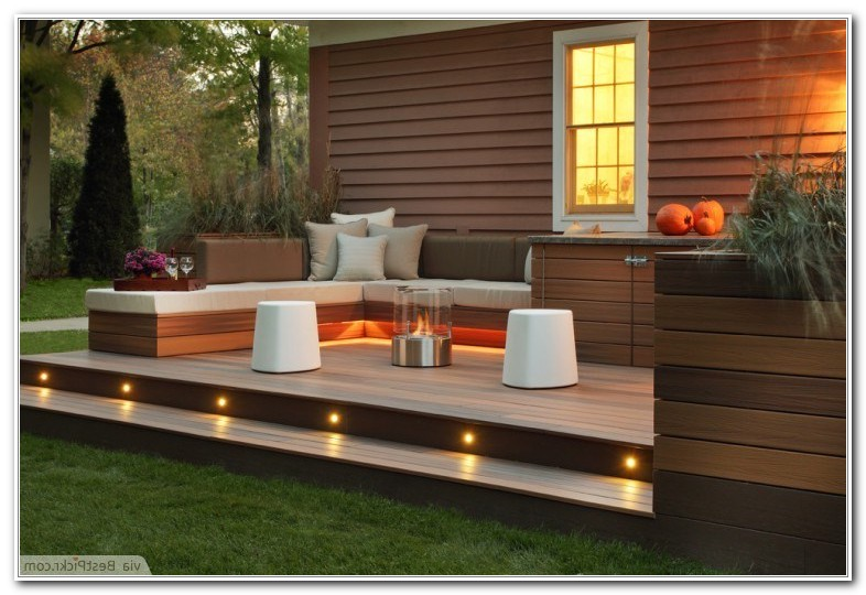 Patio Deck Lighting Ideas