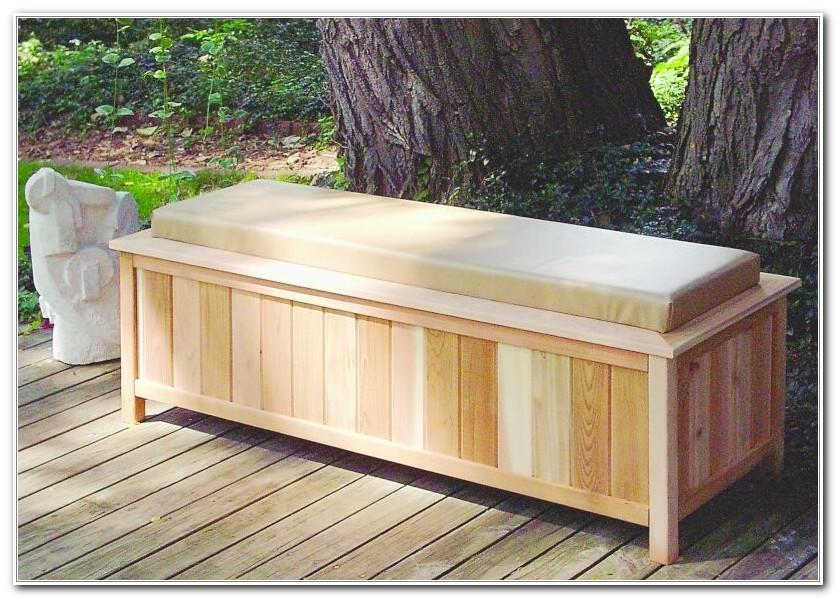 Patio Deck Storage Boxes