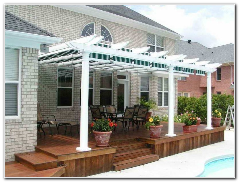 Patio Decks For Mobile Homes
