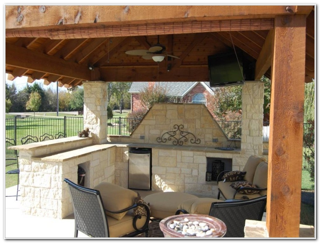 Pictures Of Wood Patio Decks