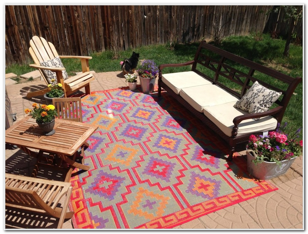 Plastic Outdoor Rugs For Decks