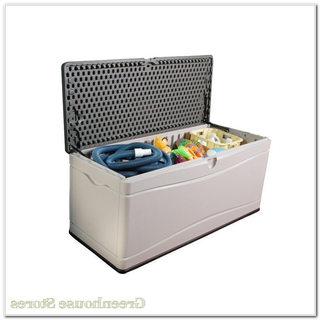 Plastic Outdoor Storage Box