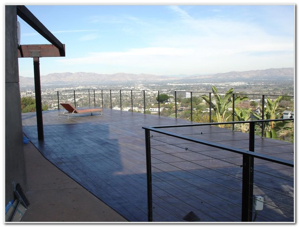 Plexiglass Panels For Decks