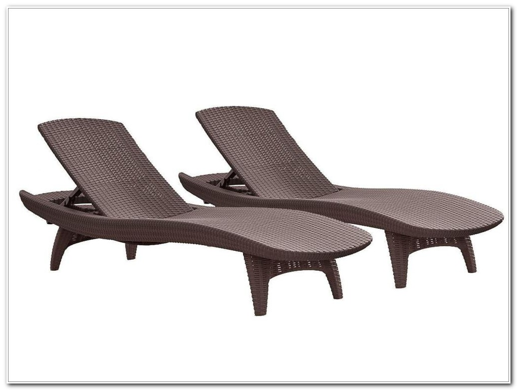 Pool Deck Chaise Lounge Chairs