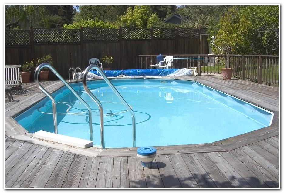 Pool Deck Coating Ideas
