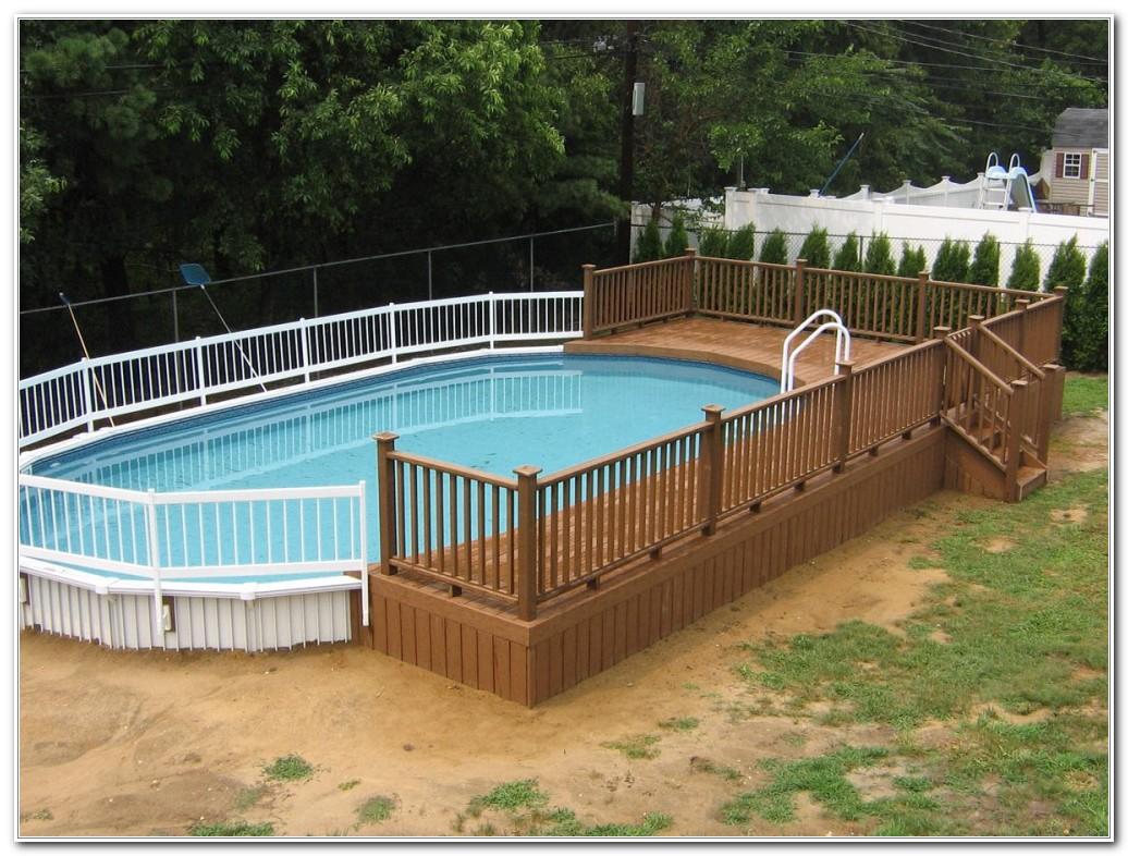 Pool Deck Designs Free