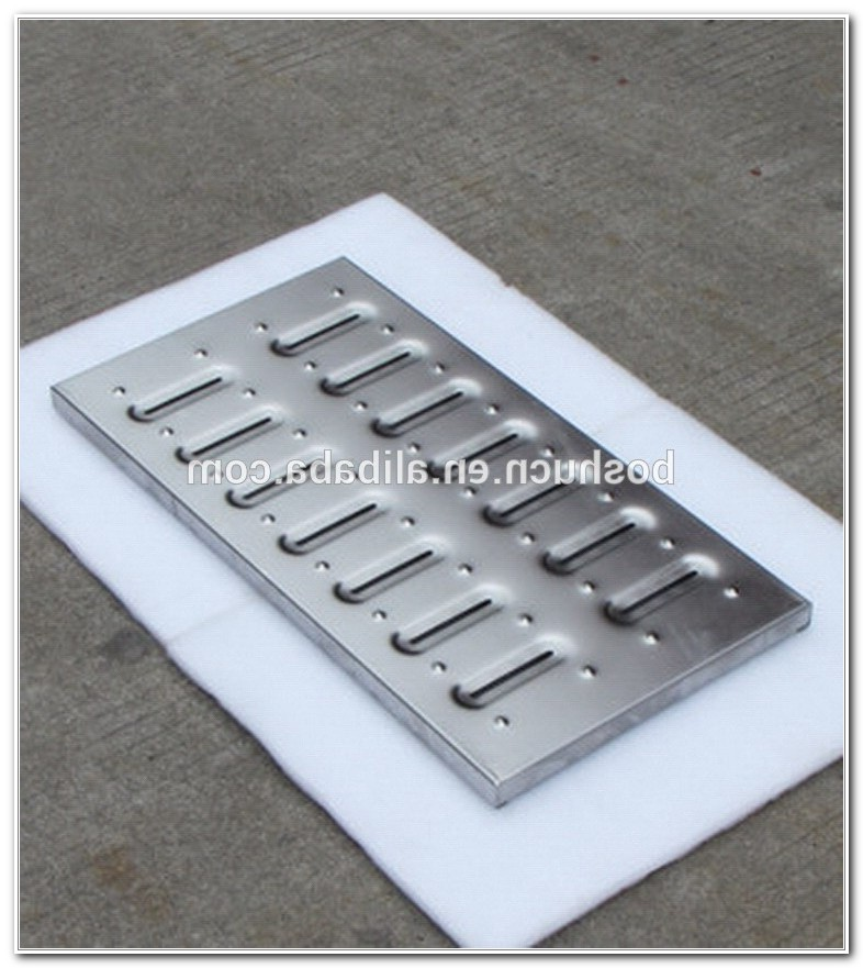 Pool Deck Drain Covers