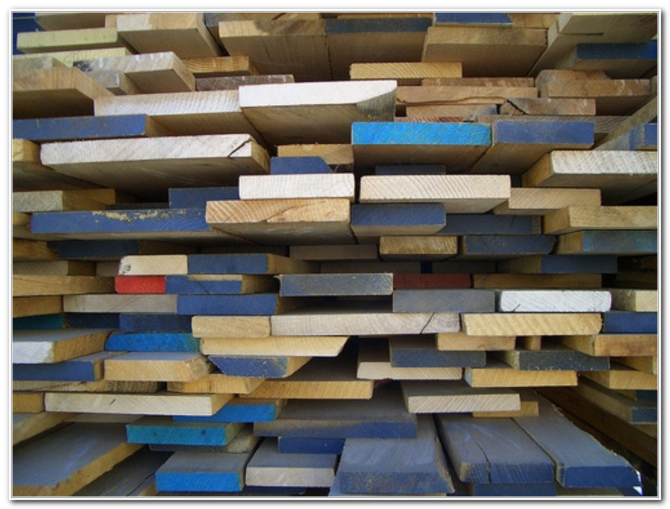 Pressure Treated Wood Decking Materials
