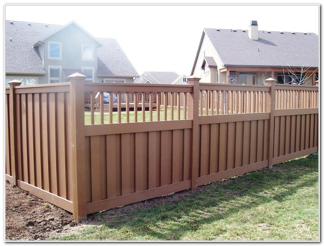Privacy Fence Ideas For Decks