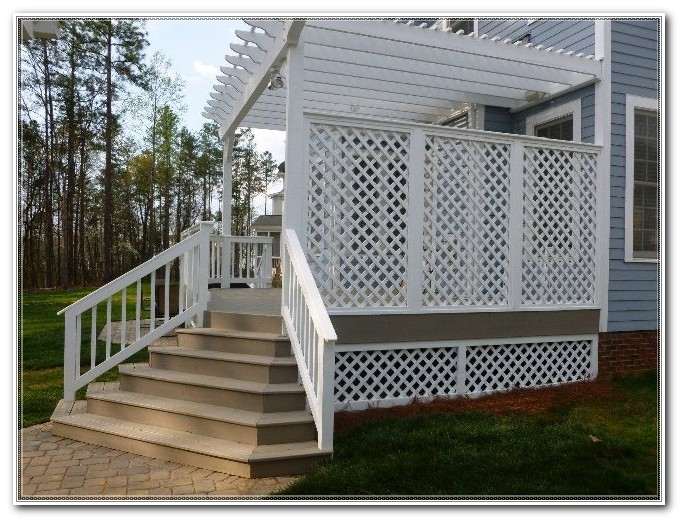 Privacy Ideas For Deck