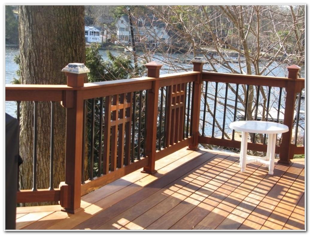 Railing For Decks Designs