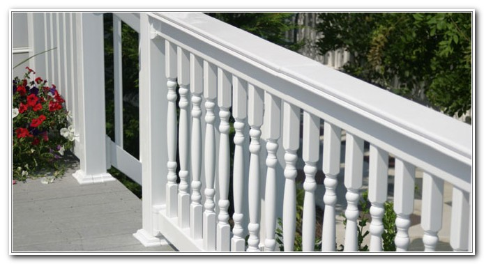 Railing Height For A Deck