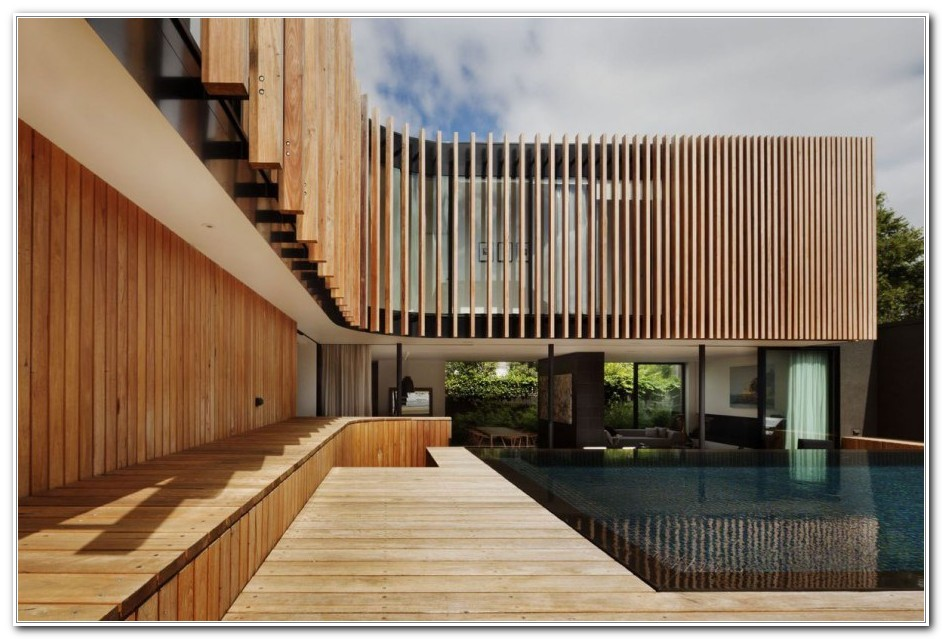 Rectangular Above Ground Swimming Pools With Deck
