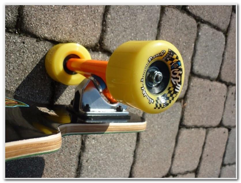 Sector 9 Faultline Longboard Skateboard Complete