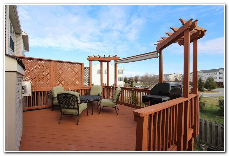 Shade For Deck Ideas