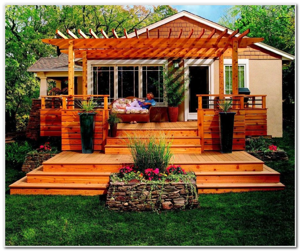 Small Deck Design Ideas Photos