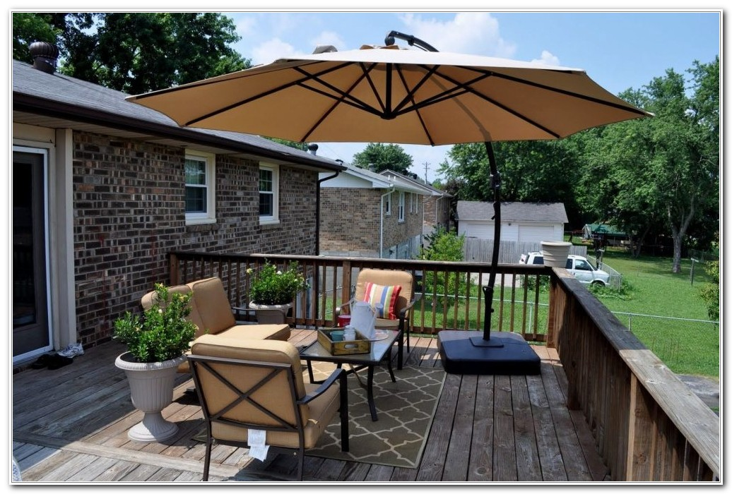 Small Deck Patio Furniture