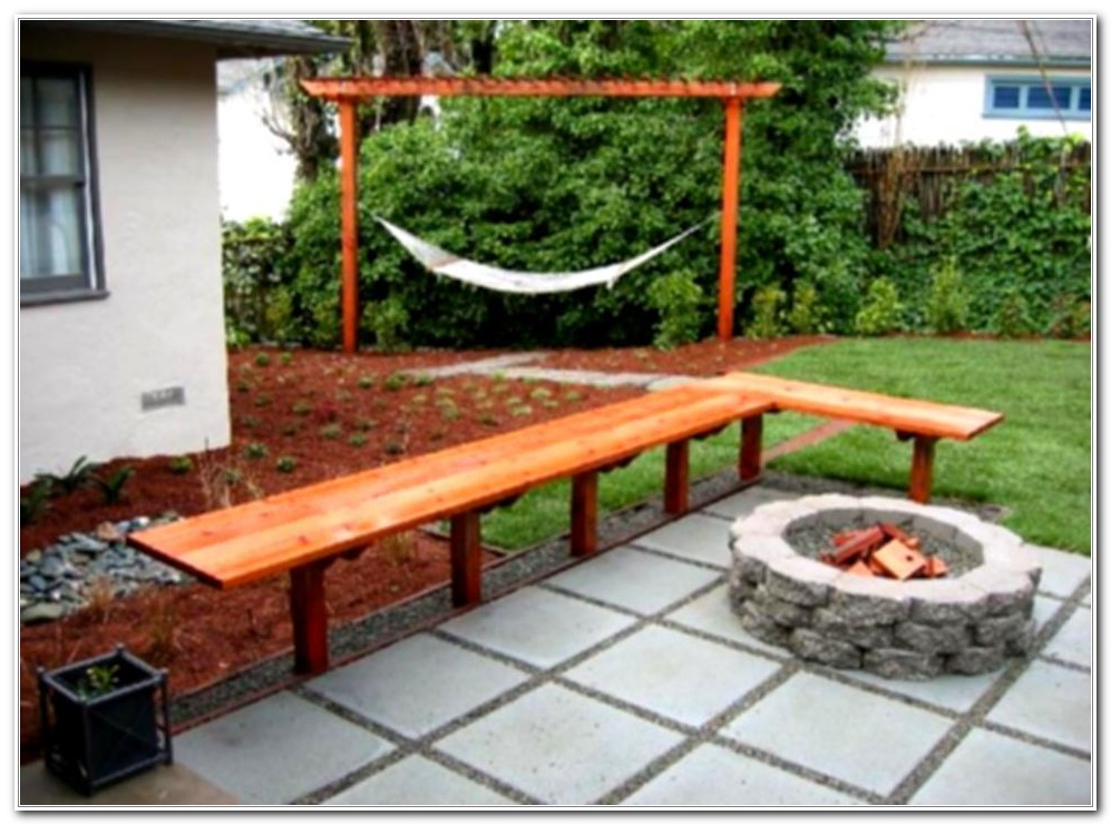 Small Fire Pit For Deck