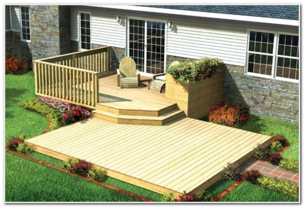 Small Patio Deck Ideas