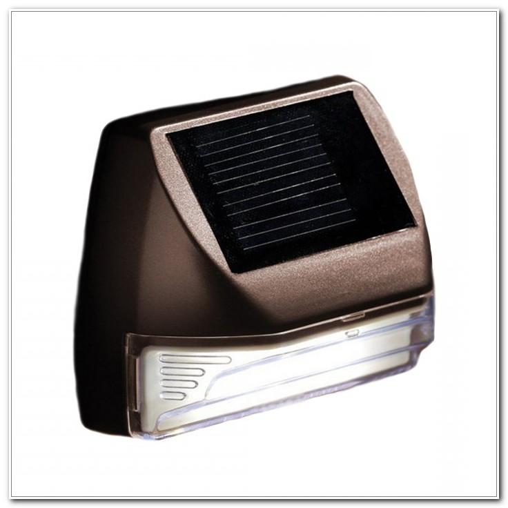 Solar Deck Lights For Steps