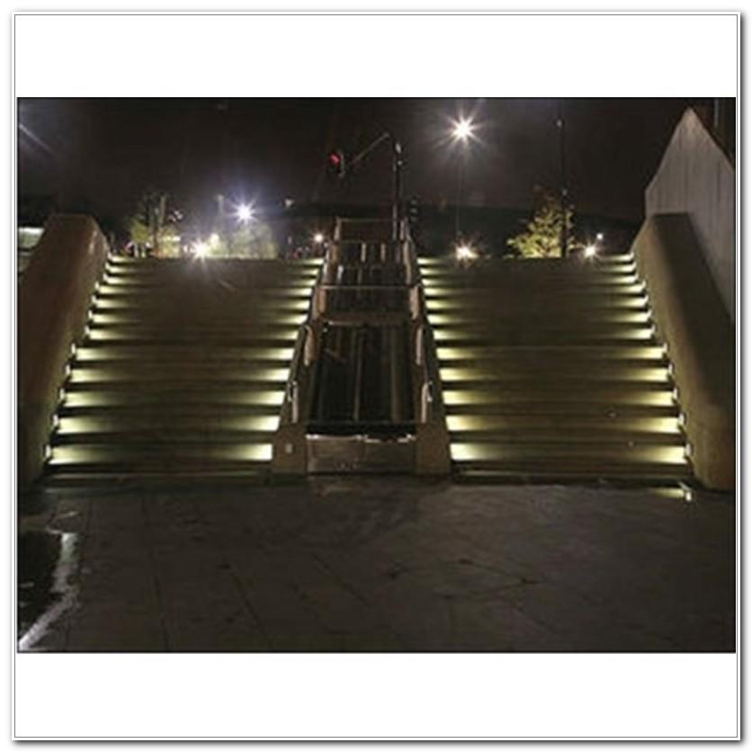 Solar Led Deck Step Lights