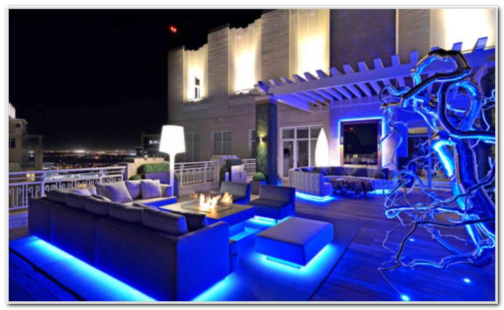 Solar Led Outdoor Deck Lighting