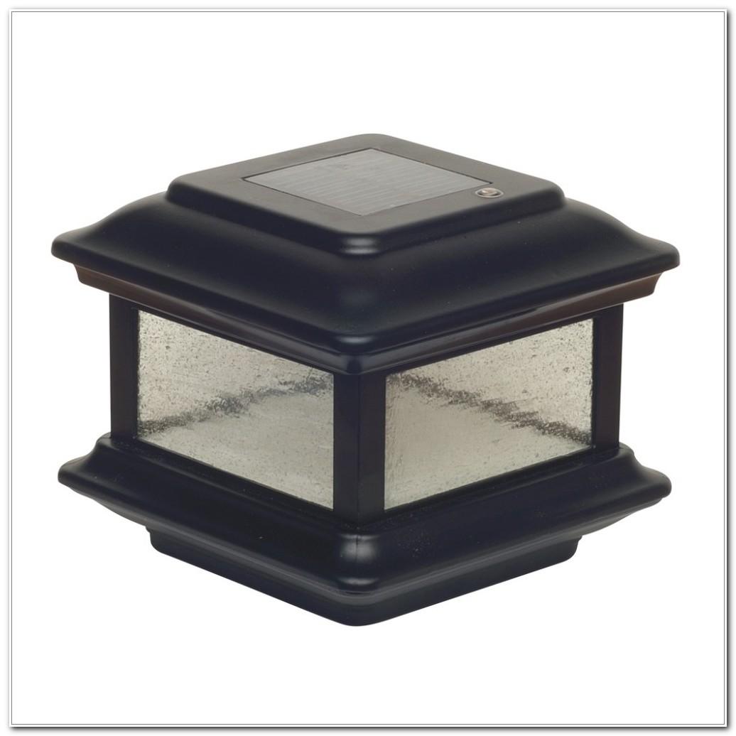 Solar Led Wood Deck Lights