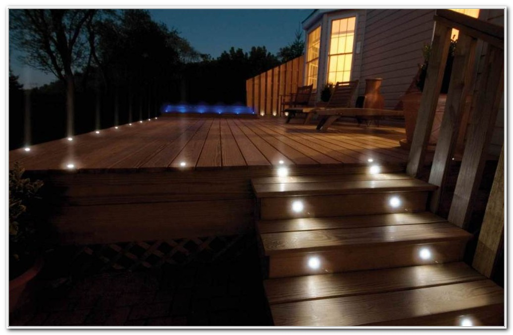 Solar Outdoor Lighting For Decks