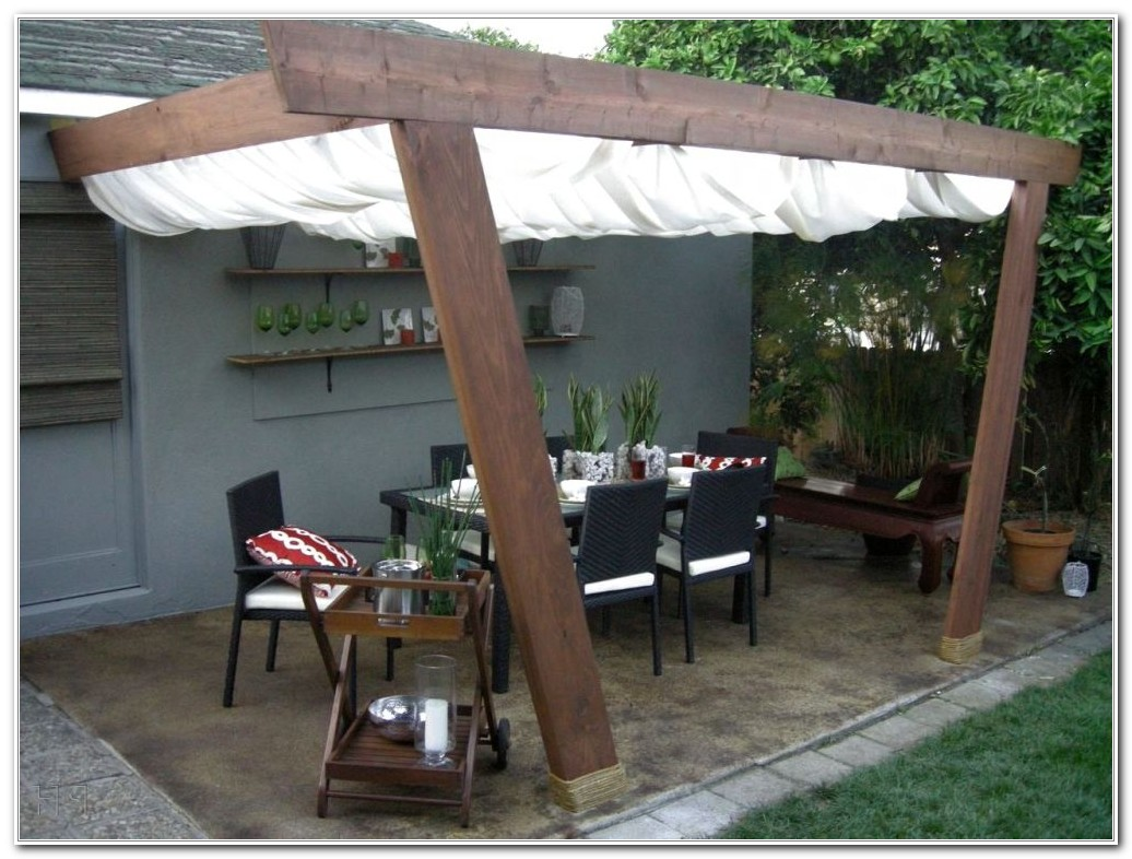 Sun Canopy For Deck Chair