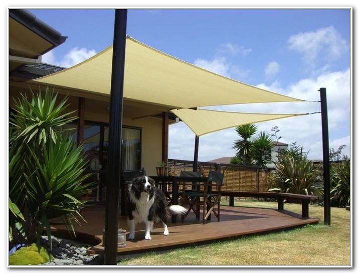Sun Shade Ideas For Decks