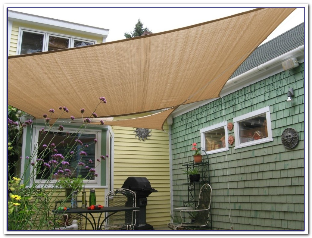 Sun Shades For Decks And Patios