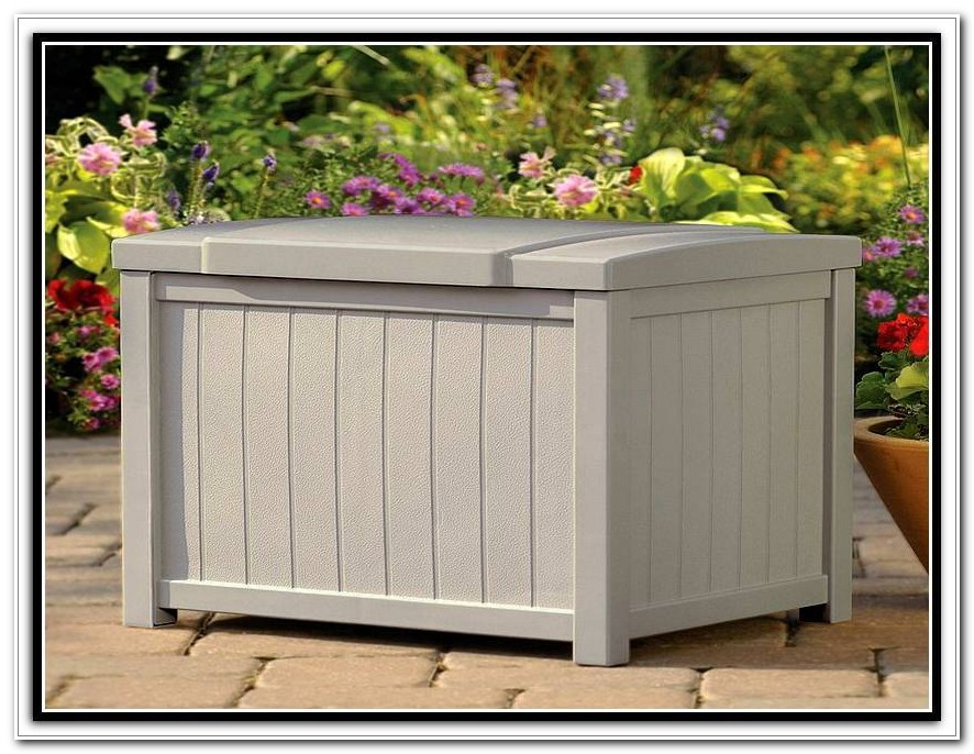 Suncast Outdoor Storage Deck Boxes