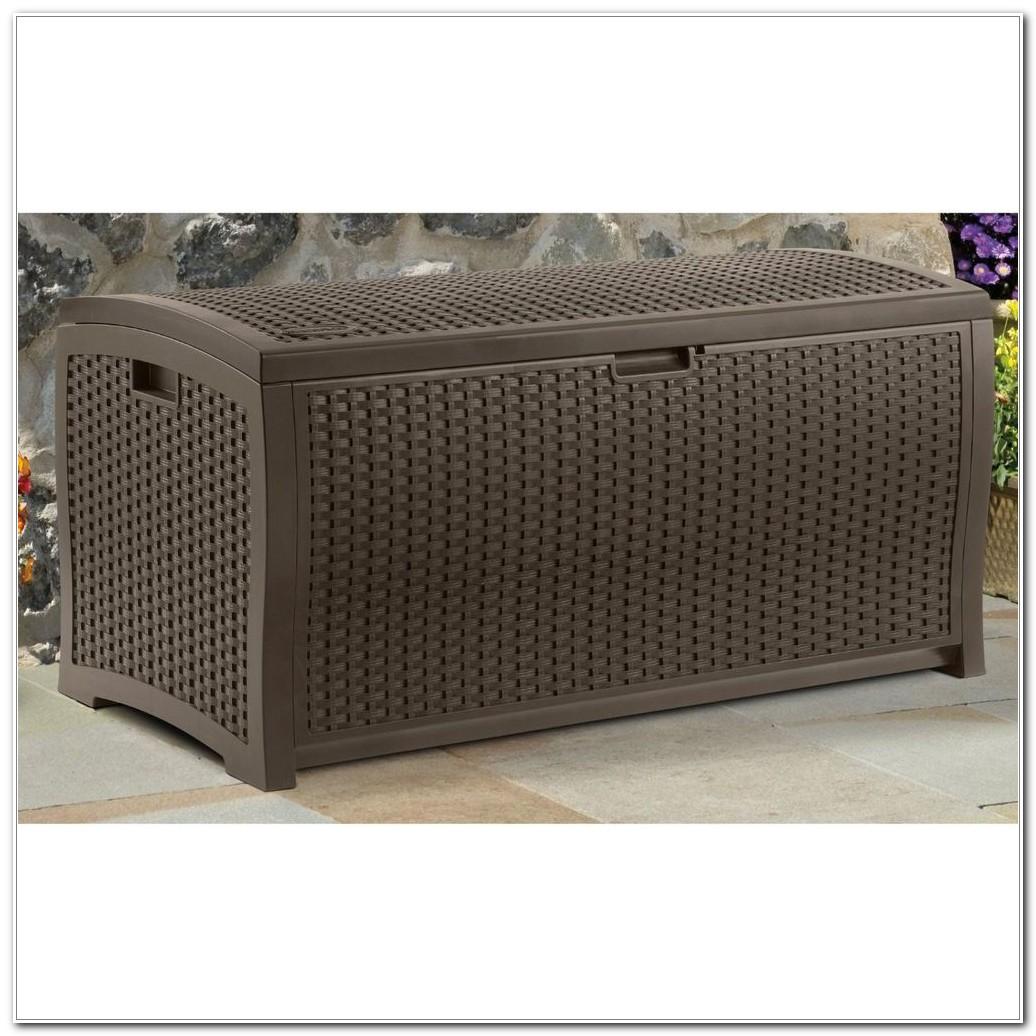 Suncast Patio Deck Storage Box