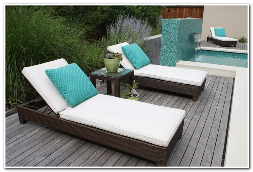 Types Of Pool Decking