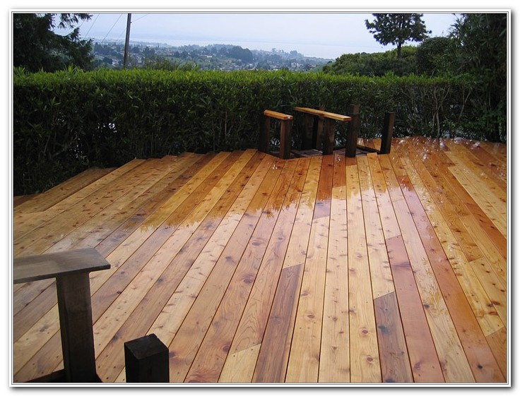 Types Of Wood Decking Materials