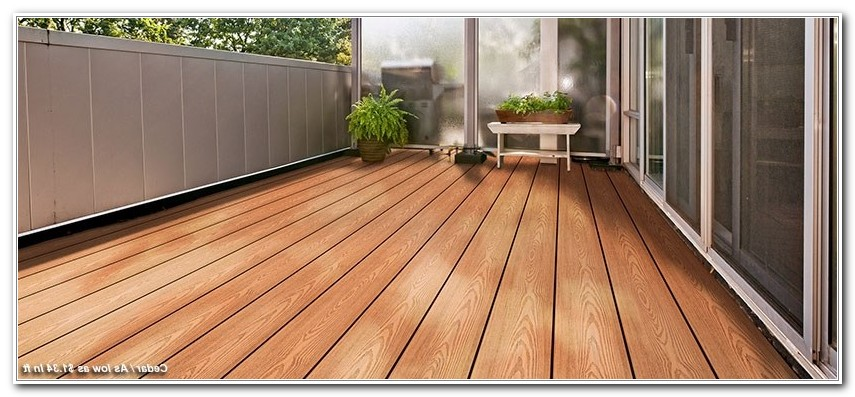 What Is The Best Wood Decking Material