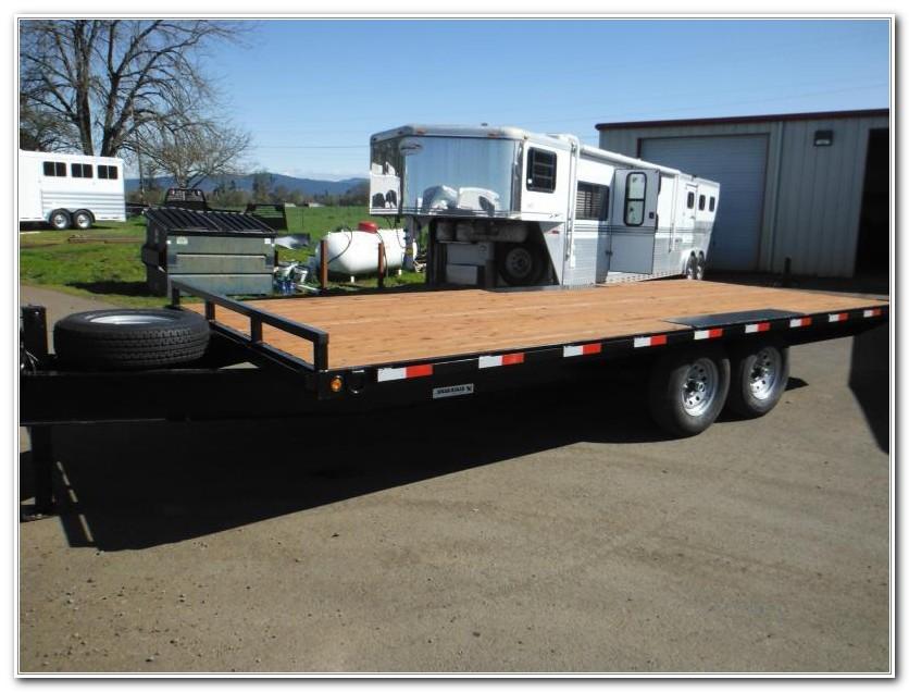 Wood Sealer For Trailer Deck