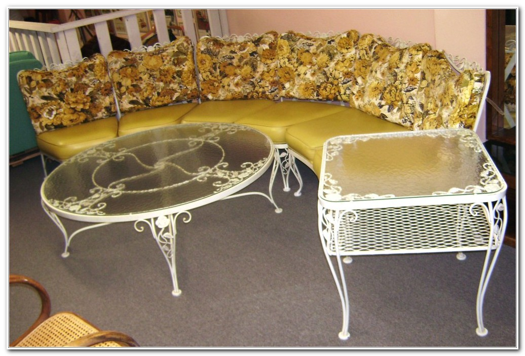Wrought Iron Outdoor Furniture Sydney